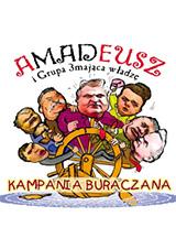 """Premiere of CD Amadeusz i Grupa 3Mająca Władzę """"Kampania Buraczana"""""""