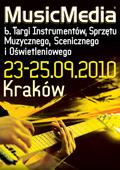 Meet me at the MusicMedia in Krakow!