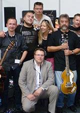 Krzysztof Blas at the MusicMedia Show!