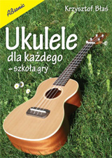 Here it is! Poland's first method for learning how to play ukulele!