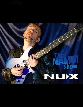 Krzysztof Błaś became the new NUX endorser!